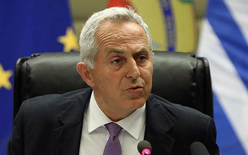 Ευ. Αποστολάκης: Αμυντική προτεραιότητα η συνεργασία με τις ΗΠΑ | ΠΟΛΙΤΙΚΗ