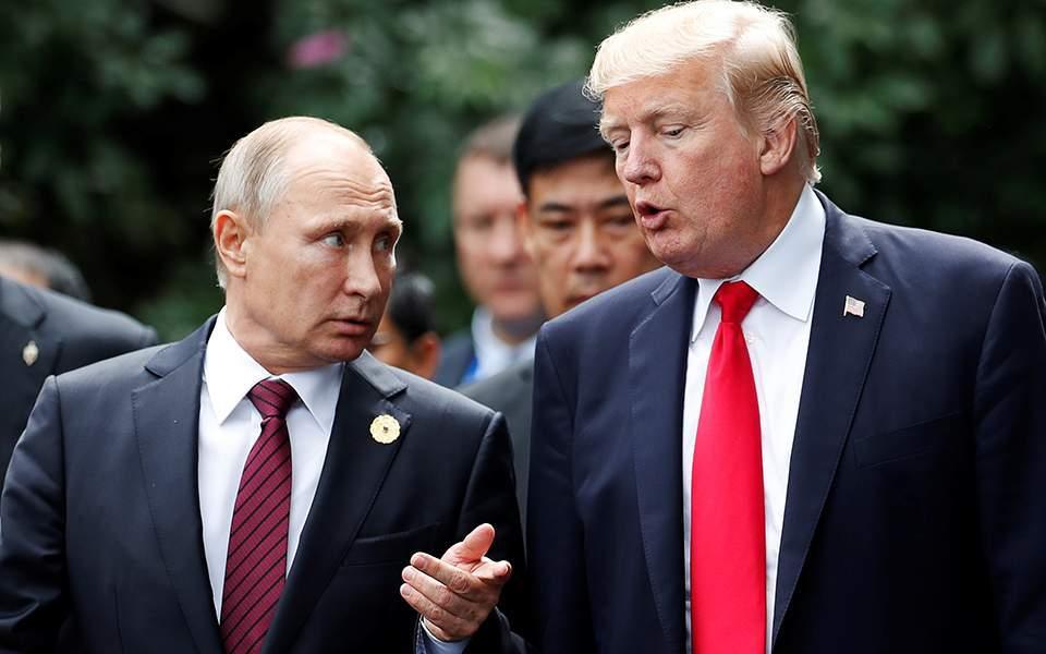 ΗΠΑ: Προειδοποιήσεις για «ρωσική ανάμειξη» με στόχο την επανεκλογή Τραμπ | Κόσμος
