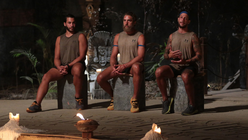Survivor: Ο Σάκης έστειλε στον… τάκο και τον Γιώργο Ασημακόπουλο (videos)